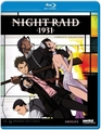 Night Raid 1931 Blu-ray Complete Collection