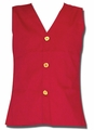 One Piece Costume: Luffy's Vest XL