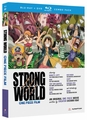 One Piece Movie 10: Strong World DVD/Blu-ray