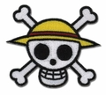 One Piece Patch: Skull Icon