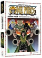 One Piece Season 4 DVD Part 4 Uncut