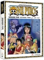 One Piece Season 5 DVD Part 2 Uncut