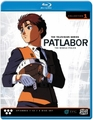 Patlabor TV Series Blu-ray Collection 1
