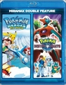 Pokemon Movies 05 & 07 Double Feature Blu-ray: Heroes/Destiny Deoxys