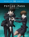 PSYCHO-PASS Season 1 DVD/Blu-ray Part 1
