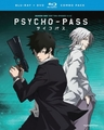 PSYCHO-PASS Season 1 DVD/Blu-ray Part 2