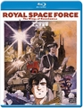 Royal Space Force: Wings of Honneamise Blu-Ray