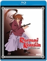 Rurouni Kenshin: New Kyoto Arc Blu-ray