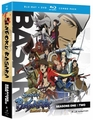 Sengoku Basara: Samurai Kings DVD/Blu-ray Complete Series (Seasons 1-2)