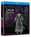 Serial Experiments Lain DVD/Blu-ray Complete Collection