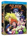 Slayers Season 4-5 DVD/Blu-ray Set (Revolution/Evolution-R)