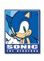 Sonic the Hedgehog Patch: Sonic Square