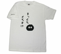 Soot Sprite (Totoro) T-shirt (white) Small