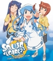 Squid Girl Season 1 Blu-ray Complete Set