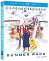 Summer Wars DVD/Blu-ray