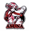 SWORD ART ONLINE ASUNA PATCH