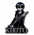 SWORD ART ONLINE KIRITO PATCH