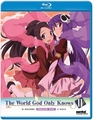 The World God Only Knows II Blu-ray Complete Collection