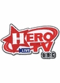 TIR & BUNNY HERO TV LOGO PATCH
