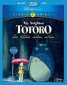 Totoro, My Neighbor DVD/Blu-ray Combo
