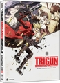 Trigun: Badlands Rumble DVD