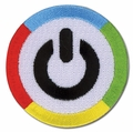 VIVIDRED OPERATION LOGO ICON PATCH