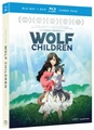 Wolf Children DVD/Blu-ray