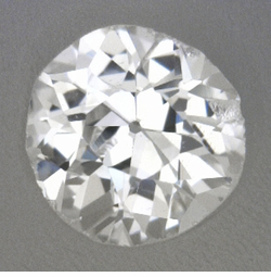 0.15 Carat Loose Old European Cut Diamond E Color SI3 Clarity
