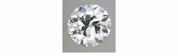 0.18 Carat Loose Old European Cut Diamond E Color I1 Clarity