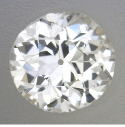 0.19 Carat Loose Old European Cut Diamond I Color SI1 Clarity
