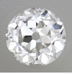 0.22 Carat Loose Cushion Cut Diamond H Color VS2 Clarity