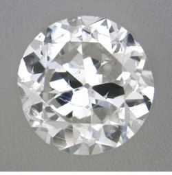 0.22 Carat Loose Old European Cut Diamond G Color SI2 Clarity