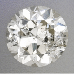 0.30 Carat Loose Old European Cut Diamond L Color I1 Clarity