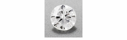 0.39 Carat Natural Loose Round G Color Diamond SI1 Clarity   EGL USA Certified