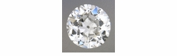 0.40 Carat Loose Old European Cut Diamond F Color SI1 Clarity
