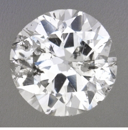 0.40 Carat Loose Old European Cut Diamond G Color I1 Clarity
