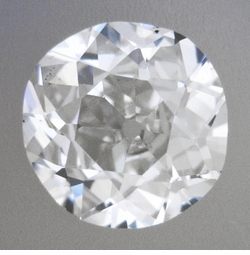 0.41 Carat Loose Old Mine Cut Diamond H Color VS2 Clarity