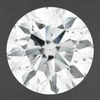 0.52 Carat D Color VVS2 Clarity Loose Round Diamond | Stunning Natural Brilliance | EGL USA Certified