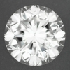 0.58 Carat G Color SI1 Clarity Loose Diamond | Good Cut | EGL USA Certificate