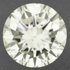 0.60 Carat Loose Diamond | Round Brilliant Warm M Color SI1 Clarity | Good Cut with EGL USA Report