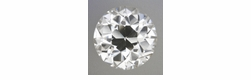 0.66 Carat Loose Old European Cut Ethical Diamond G Color SI1 Clarity