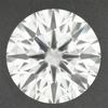 Stunning Natural Loose 0.62 Carat White F Color SI2 Clarity Round Diamond with Very Good Cut and GIA Report | Completely Eyeclean
