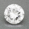 Loose 0.87 Carat G Color VS2 Clarity Round Brilliant Cut Diamond with EGL USA Report | Natural Gorgeous White
