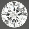 0.60 Carat G Color SI1 Clarity Loose Hearts and Arrows Diamond | Excellent Cut and Eye Clean with EGL USA Report