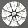 0.50 Carat I Color VVS2 Clarity Loose Diamond | EGL Certified | Hearts and Arrows Ideal Cut
