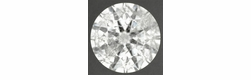 Loose Ideal Cut 0.74 Carat Round Brilliant Cut Diamond E Color SI3 Clarity with EGL Report
