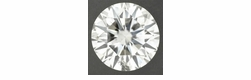 Natural 0.66 Carat Loose E Color SI3 Clarity Round Brilliant Cut Diamond | EGL USA Certified Very Good Symmetry