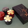Japanese Lacquerware Gifts: boxes