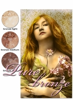 50% OFF CLEARANCE! ~ [DISCONTINUED] PURE BRONZE loose mineral bronzing powder- vegan/cruelty free