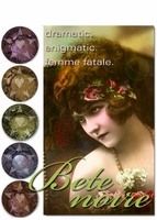 50% OFF CLEARANCE! ~ [DISCONTINUED]  BETE NOIRE dramatic mineral eyeshadow - vegan/cruelty free